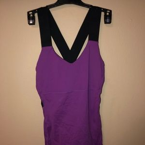 Lululemon two tone tank!